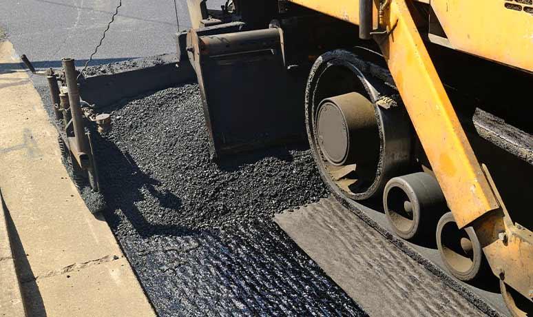 asphalt paving services in kingscounty