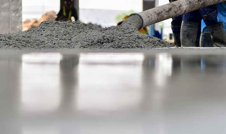 concrete service in fresno california