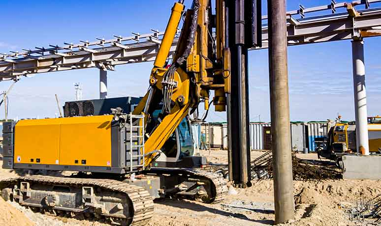 Drilling and Shoring service in california
