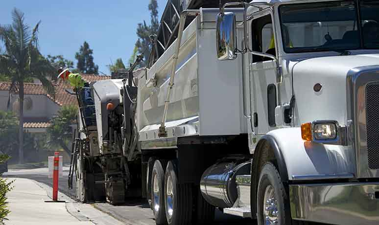 grinding and milling services for construction
