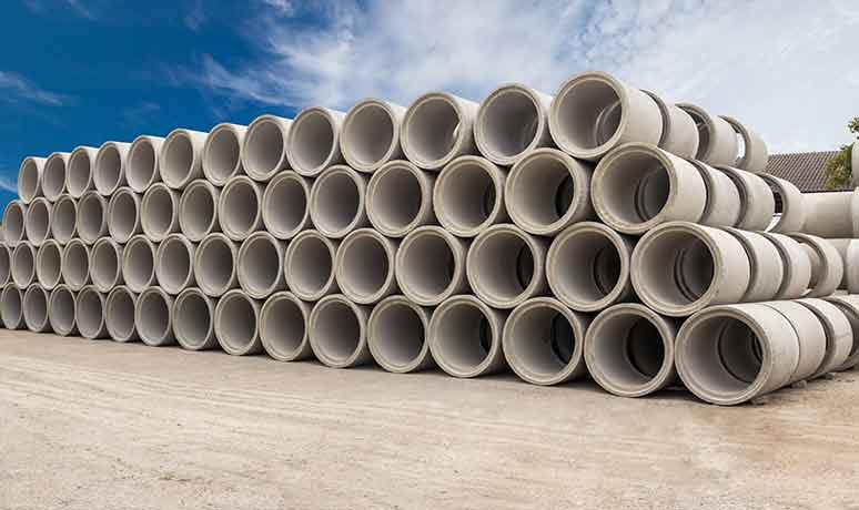 construction concrete structure in california