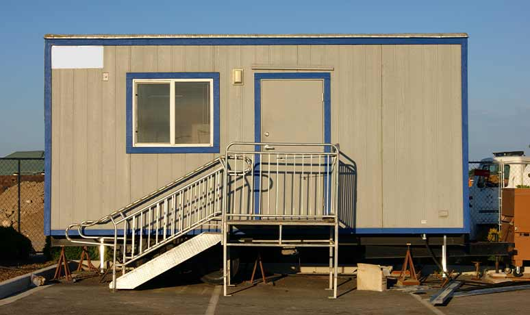 mobile offices & storage for rental in fresno california